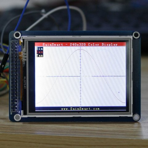 Using Arduino as Oscilloscope - ArduinoScope!
